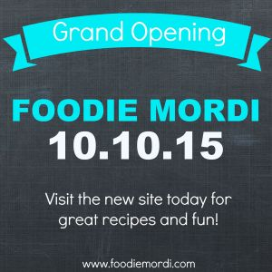 Foodie Mordi Grand Opening