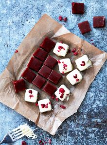 Raspberry Fudge